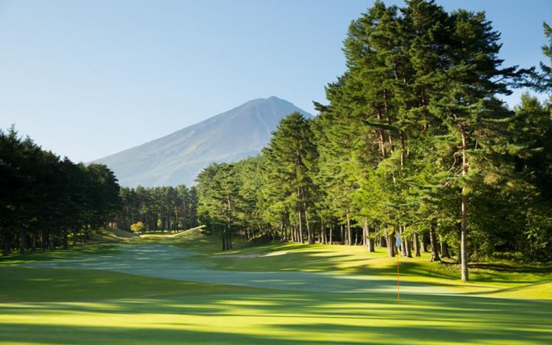 Fujizakura Country Club